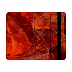 Swirly Love In Deep Red Samsung Galaxy Tab Pro 8 4  Flip Case by designworld65