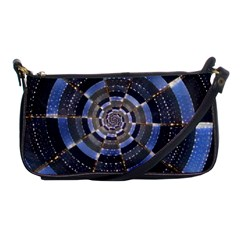 Midnight Crazy Dart Shoulder Clutch Bags by designworld65