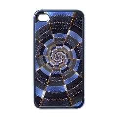 Midnight Crazy Dart Apple Iphone 4 Case (black) by designworld65