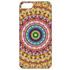 Peaceful Mandala Apple Iphone 5 Classic Hardshell Case by designworld65