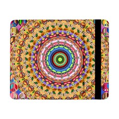 Peaceful Mandala Samsung Galaxy Tab Pro 8 4  Flip Case by designworld65
