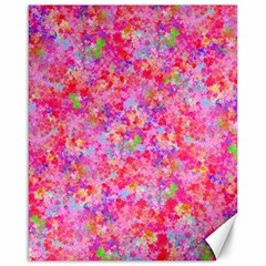 The Big Pink Party Canvas 16  X 20   by designworld65