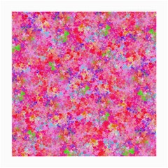 The Big Pink Party Medium Glasses Cloth by designworld65