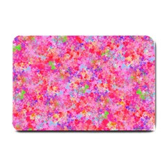 The Big Pink Party Small Doormat  by designworld65