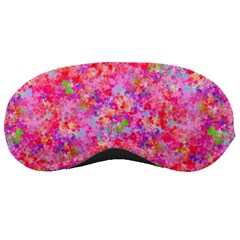 The Big Pink Party Sleeping Masks by designworld65