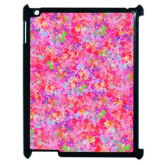 The Big Pink Party Apple Ipad 2 Case (black) by designworld65
