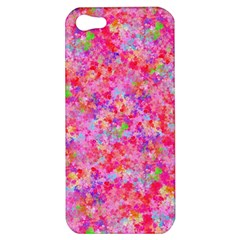 The Big Pink Party Apple Iphone 5 Hardshell Case by designworld65