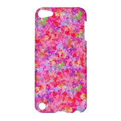 The Big Pink Party Apple Ipod Touch 5 Hardshell Case by designworld65