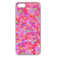 The Big Pink Party Apple Seamless Iphone 5 Case (clear) by designworld65