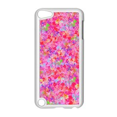 The Big Pink Party Apple Ipod Touch 5 Case (white) by designworld65