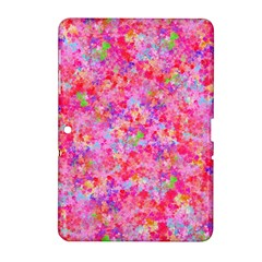 The Big Pink Party Samsung Galaxy Tab 2 (10 1 ) P5100 Hardshell Case  by designworld65