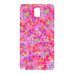 The Big Pink Party Samsung Galaxy Note 3 N9005 Hardshell Back Case by designworld65
