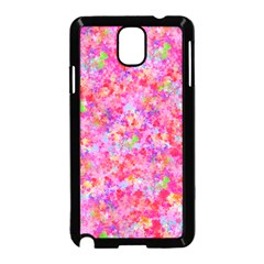 The Big Pink Party Samsung Galaxy Note 3 Neo Hardshell Case (black) by designworld65