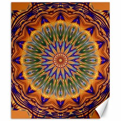 Powerful Mandala Canvas 20  X 24   by designworld65