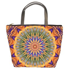 Powerful Mandala Bucket Bags by designworld65