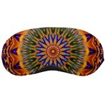 Powerful Mandala Sleeping Masks Front
