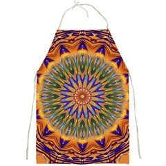 Powerful Mandala Full Print Aprons by designworld65