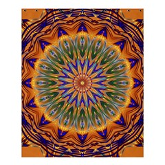 Powerful Mandala Shower Curtain 60  X 72  (medium)  by designworld65