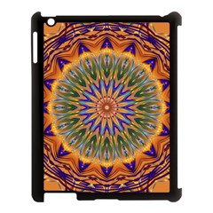 Powerful Mandala Apple Ipad 3/4 Case (black) by designworld65