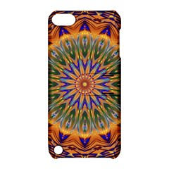 Powerful Mandala Apple Ipod Touch 5 Hardshell Case With Stand by designworld65