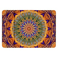 Powerful Mandala Samsung Galaxy Tab 8 9  P7300 Flip Case by designworld65
