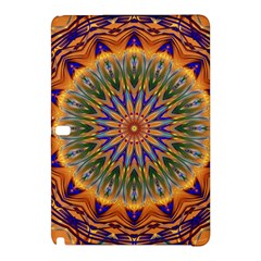 Powerful Mandala Samsung Galaxy Tab Pro 12 2 Hardshell Case by designworld65