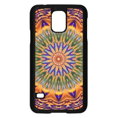 Powerful Mandala Samsung Galaxy S5 Case (black) by designworld65