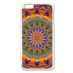 Powerful Mandala Apple Iphone 6 Plus/6s Plus Enamel White Case by designworld65