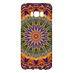 Powerful Mandala Samsung Galaxy S8 Plus Hardshell Case  by designworld65