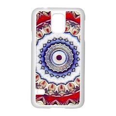 Romantic Dreams Mandala Samsung Galaxy S5 Case (white) by designworld65