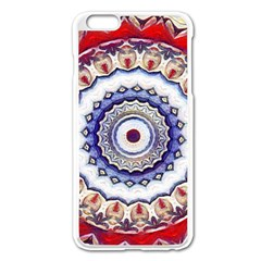 Romantic Dreams Mandala Apple Iphone 6 Plus/6s Plus Enamel White Case by designworld65