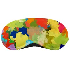Summer Feeling Splash Sleeping Masks by designworld65
