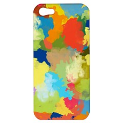 Summer Feeling Splash Apple Iphone 5 Hardshell Case by designworld65