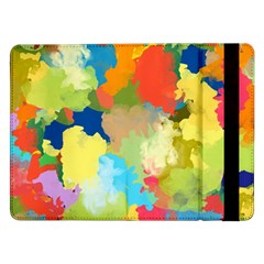 Summer Feeling Splash Samsung Galaxy Tab Pro 12 2  Flip Case by designworld65