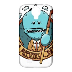 Meeseeks Samsung Galaxy S4 Classic Hardshell Case (pc+silicone) by quirogaart