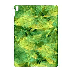 Green Springtime Leafs Apple Ipad Pro 10 5   Hardshell Case by designworld65