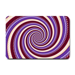 Woven Spiral Small Doormat  by designworld65