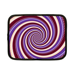 Woven Spiral Netbook Case (small)  by designworld65