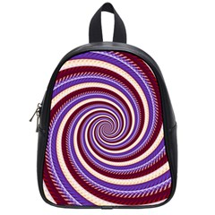 Woven Spiral School Bag (small) by designworld65