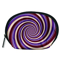 Woven Spiral Accessory Pouches (medium)  by designworld65