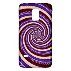 Woven Spiral Galaxy S5 Mini by designworld65