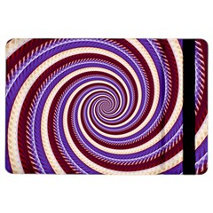Woven Spiral Ipad Air 2 Flip by designworld65