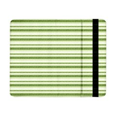 Spring Stripes Samsung Galaxy Tab Pro 8 4  Flip Case by designworld65