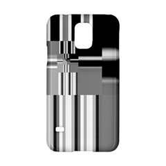 Black And White Endless Window Samsung Galaxy S5 Hardshell Case  by designworld65