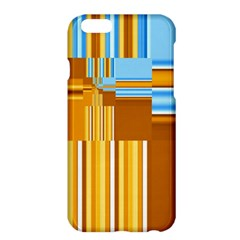 Endless Window Blue Gold Apple Iphone 6 Plus/6s Plus Hardshell Case by designworld65