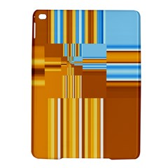 Endless Window Blue Gold Ipad Air 2 Hardshell Cases by designworld65