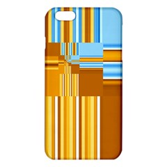 Endless Window Blue Gold Iphone 6 Plus/6s Plus Tpu Case by designworld65