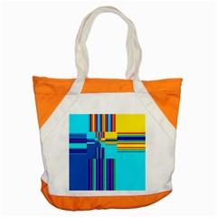 Colorful Endless Window Accent Tote Bag by designworld65