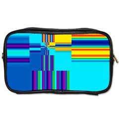 Colorful Endless Window Toiletries Bags 2 Side by designworld65