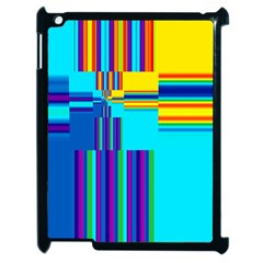Colorful Endless Window Apple Ipad 2 Case (black) by designworld65